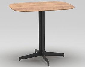 3D Minotti Clyfford Coffee Table