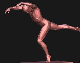 3D printable model Man Dancing