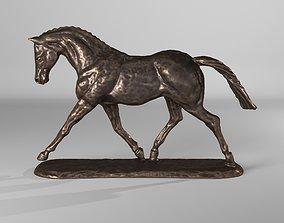 Horse Running 3D model