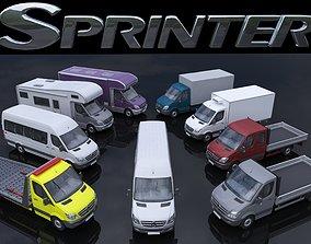 Sprinter 9 models