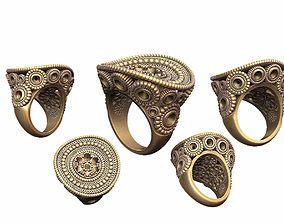 3D printable model carrera ring