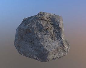 3D asset A Rock