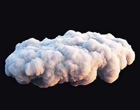 3D Cloud 3 cloud