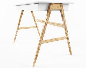 3D asset Work desk Orient