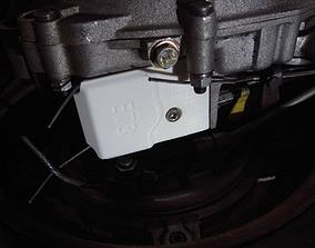 3D printable model Shift link cover for VESPA ET3
