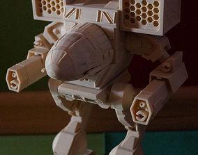 3D print model Mad Cat