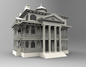 haunted Disneyland Haunted Mansion 3D printable model