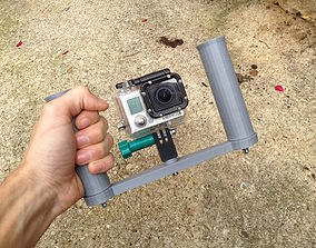 GoPro Stabilizer 3D print model