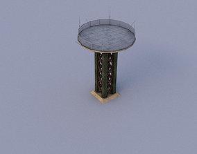 Watchtower 04 3D asset