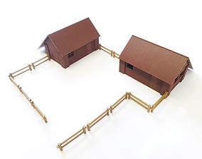 FARMHOUSE 3D print model