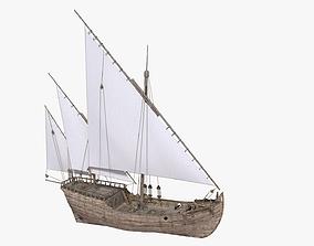 3D model The Nina