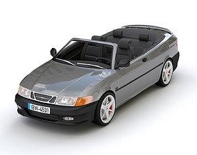 3D saab Saab 9-3