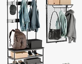 3D PBR Wardrobe Collection 2