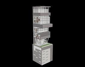 Antilia Building Mumbai 3D