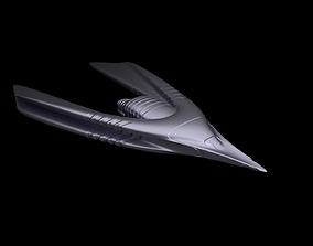 3D Printable Model of Space Ship NYO