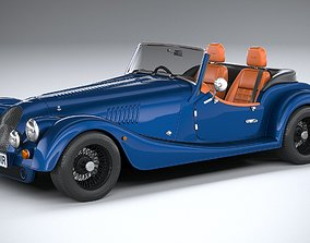 Morgan Plus Four 2021 3D