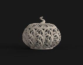 Pumpkin basket 3D print model