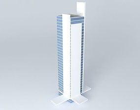 PACIFICBANK Headquarters 3D model