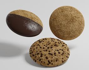 3D food BISCUITS