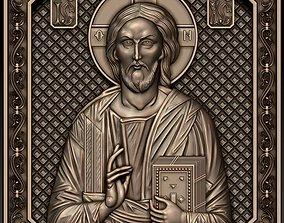 Jesus Christ Icon 3D model