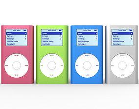 iPod Mini 1st Generation 3D model