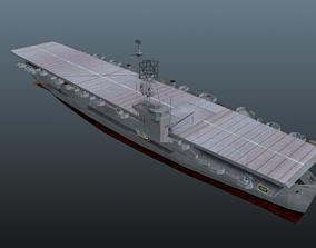 AirCraft Carrier TP-22 3D model