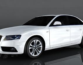 3D model Audi S4