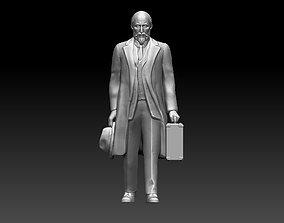 passenger 3D printable model