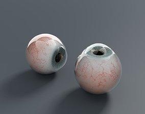 3D model Realistic Eye s