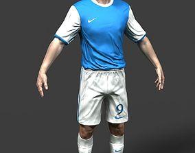 3D Soccer
