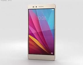 3D Huawei Honor 5X Gold