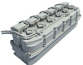Engine Part V1 3D model