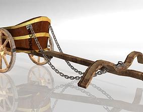 3D asset Chariot