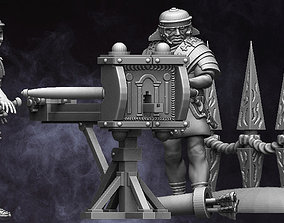 3D printable model 28mm EI Roman Scorpion Team