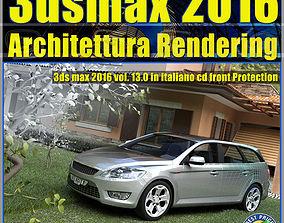 013 3ds max 2016 Architettura Rendering vol13 cd