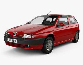 3D Alfa Romeo 145 1994