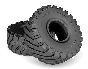 Tire 14 3D model