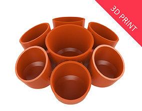 Vase for Plant 10 3D printable model