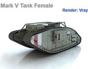 3D Mark V Tank Female