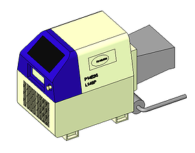 arquitectura 3D MOTOGENERADOR