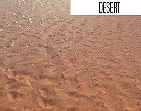 3D model Desert 60x60 km