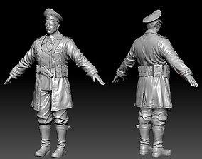 officer raw file 3D model