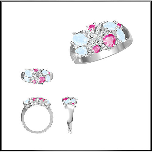 unique-color-stone-rings-cad-cam-jewelry