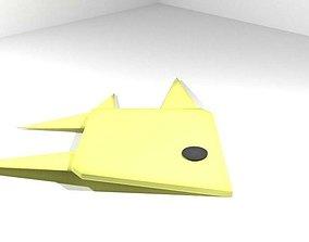 Origami - Fish 3D