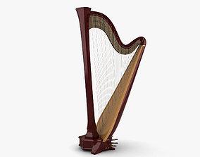 3D model The Harp