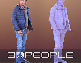 3D model John 10311 - Standing Casual Man