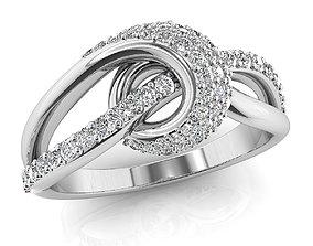 The Ciarah Ring 3D print model
