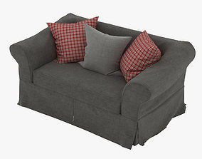 Sofa 2 Seater 3D