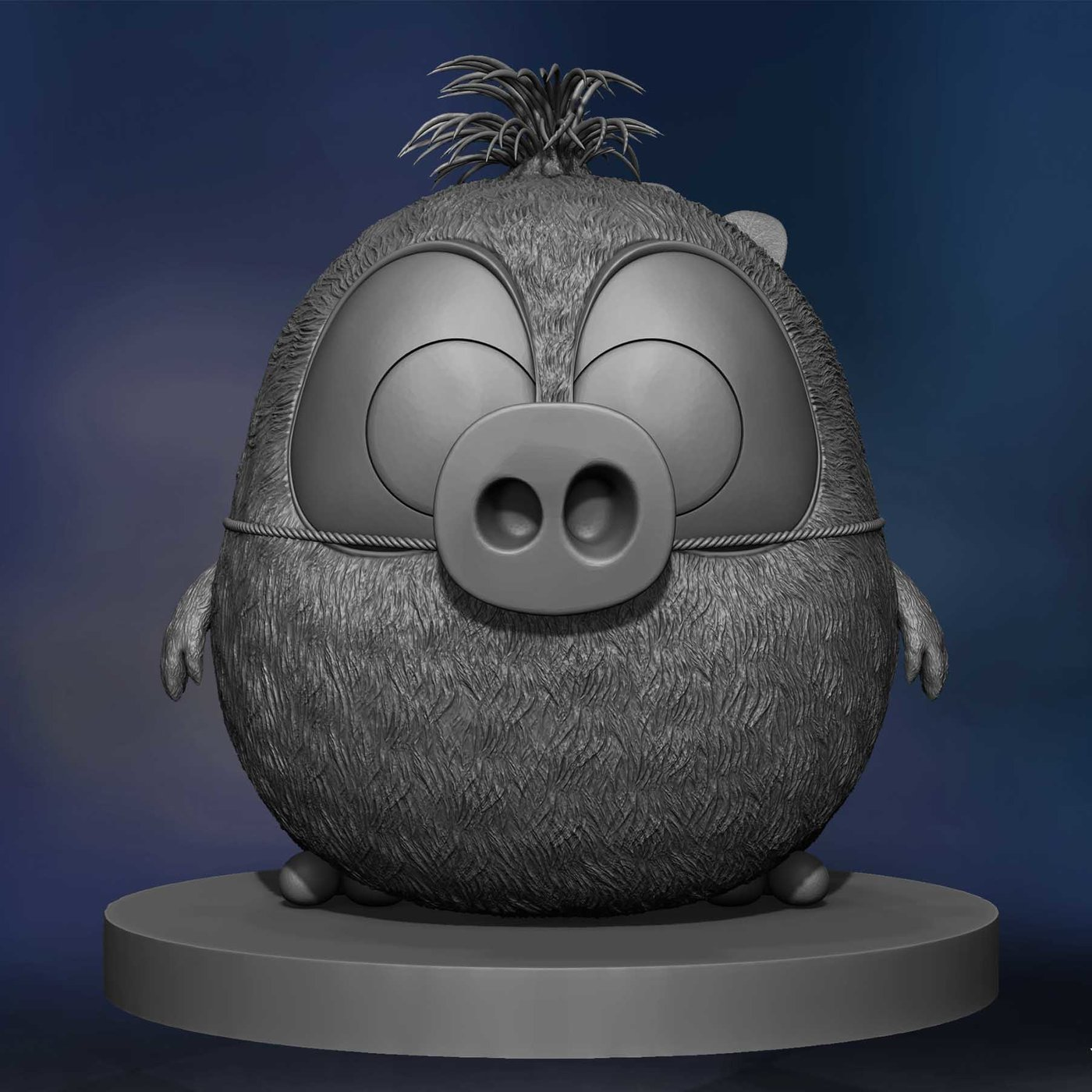Hatchlings Angry Birds Movie 02 Renders