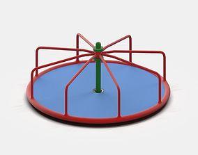 3D model Roundabout